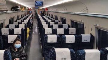 直击四川节后首趟务工专列发车