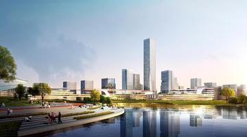 揭秘成都东部新区首个TOD项目