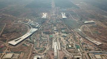 天府国际机场年底建成明年通航