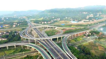 三年内 川渝两地将新建16条高速公路