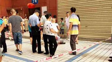 25楼掉下铁榔头 7岁小女孩被砸成重伤