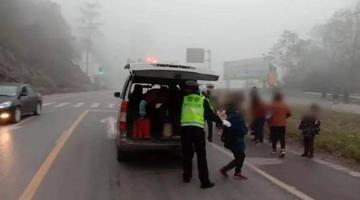 面包车超载硬挤19人 驾驶员被判刑