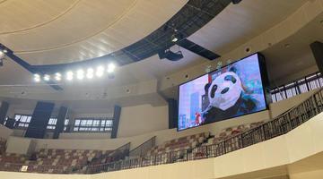 成都大运会武术项目比赛场馆首曝光