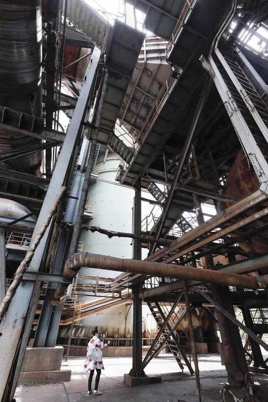 宝武不锈钢厂