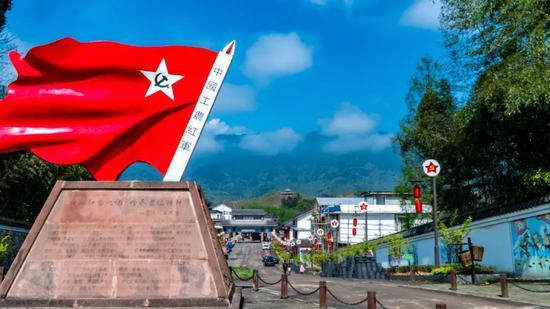 雅安天全:打造红色旅游项目 夯实群众致富基础