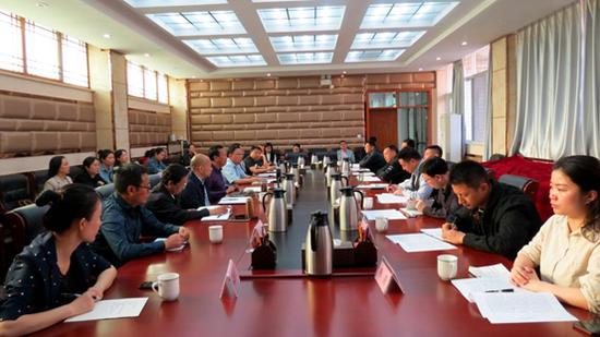 省政法队伍教育整顿第二十一指导组到德昌县调研政法队伍教育整顿