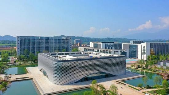 雅安大数据服务业集聚区成功入围2021年四川省现代服务业集聚区