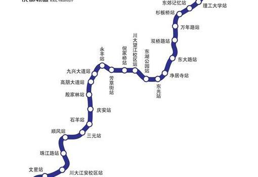 """成都地铁8号线一期全线""""洞通"""""""