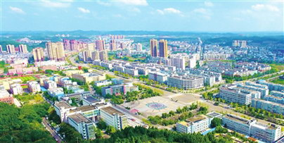 安居区委书记吴军:努力推动安居各项工作走在全市前列