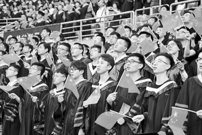 毕业典礼,那些难忘的场景,永远刻在每个毕业生的心中