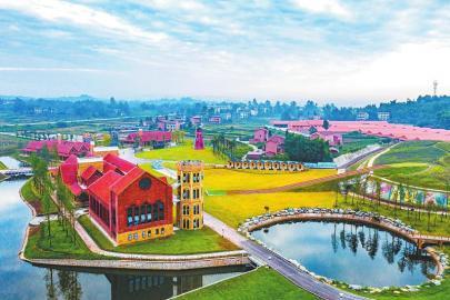 来自重庆的游客最多 广安假日旅游持续升温