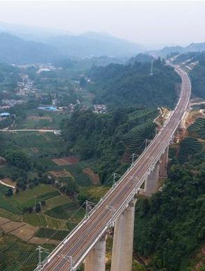 川藏铁路成雅段加紧建设