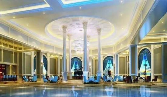 土耳其温泉度假酒店