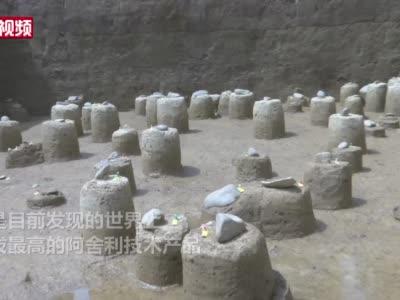 四川稻城出土东亚最成熟手斧