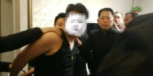 2月17日,犯罪嫌疑人方某星被警方控制。警方供图