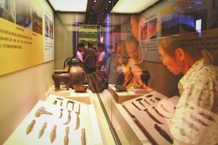 开展以来,二十万人次走进金沙,了解成都考古大发现。