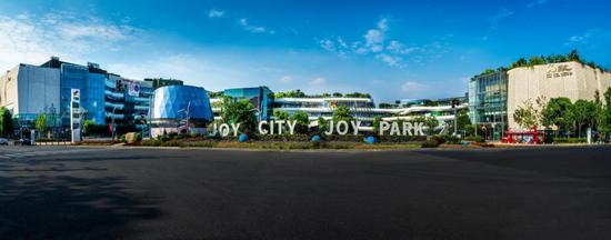 景区购物公园再升级? 成都大悦城唤醒城市新活力