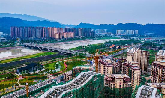 """加快打造""""四个新城"""" 提升中心城区辐射带动力"""