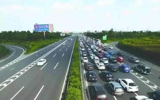 今年5月成南高速开建入城复线