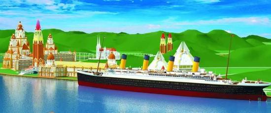 永不沉没的泰坦尼克号