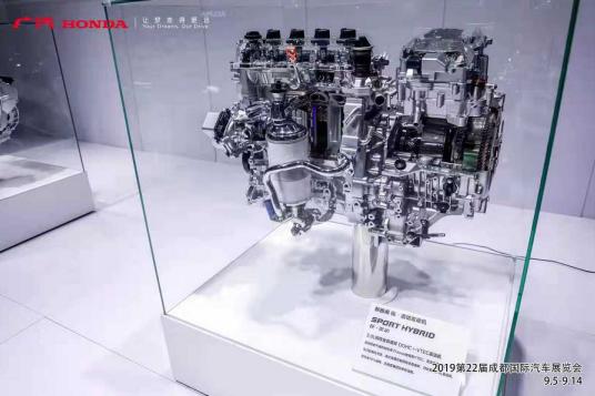 第三代i-MMD双电机驱动混合动力系统