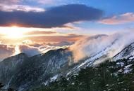 凉山海拔3500米现神秘仙境
