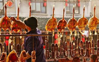 中国这20个地方年味最浓