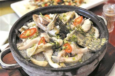 冷水鱼:用鲜美激活味蕾
