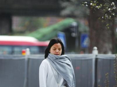 8日起蓉城的天有望再次放晴 气温回升至20℃以上