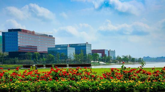 成都科学城-菁蓉中心A区