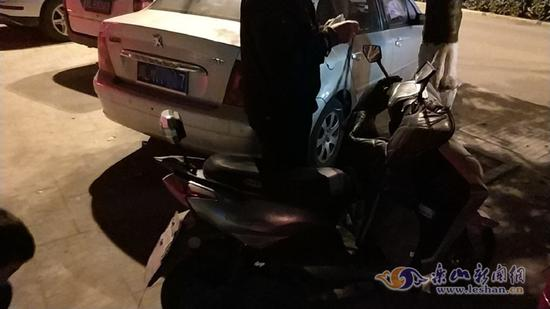 民警下班骑单车偶遇偷车贼