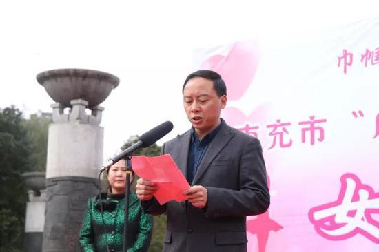 市政府李在伟副市长致开幕词