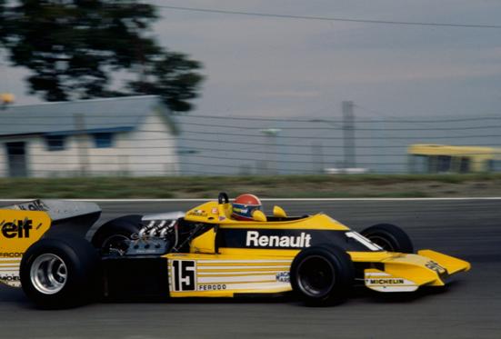 雷诺征战F1赛道40余年缔造无数传奇