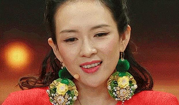 章子怡用耳环为自己打了一手好牌