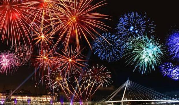 来最有仪式感的浪漫跨年地 开启幸运新一年