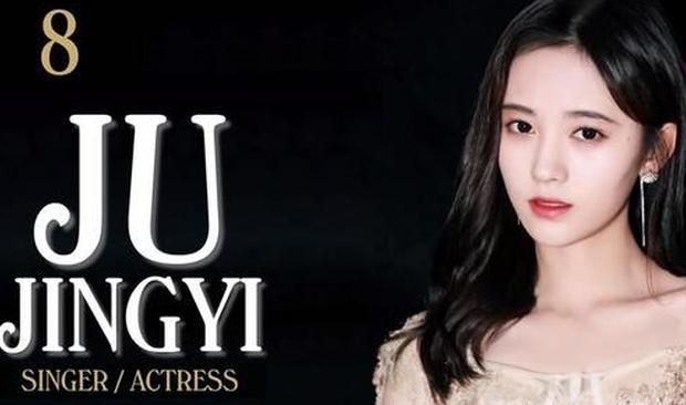 2017最美面孔出炉 中国第一美竟然是她