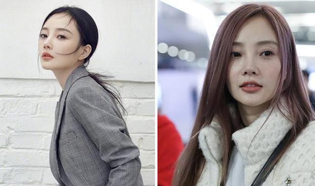 """李小璐""""稻草发""""带衰开年运势 37岁的她换错发色又变网红脸"""