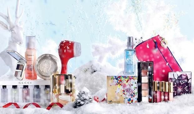 红色最开运 8款单品快给你的化妆包里添点喜气