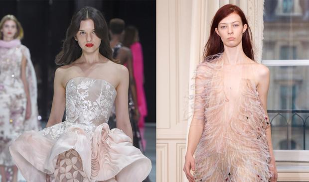 高定上最美的12条裙子看完了你是想穿还是想穿