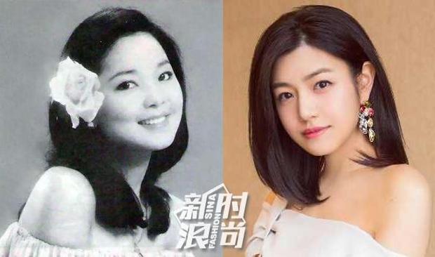陈妍希再度挑战经典演邓丽君怀念那个时代的全民Icon