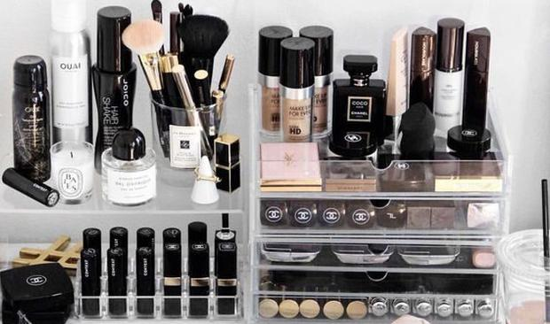 年底大扫除 超强化妆品收纳术