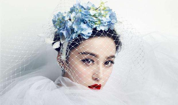 李晨自曝好事将近 哪款礼服能配得上新娘范冰冰?