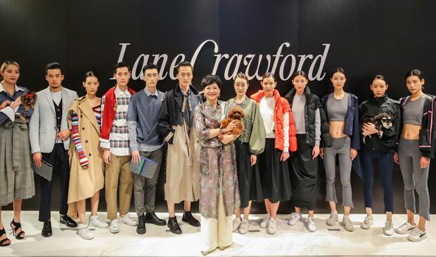 连卡佛精心呈献2018春夏时装秀