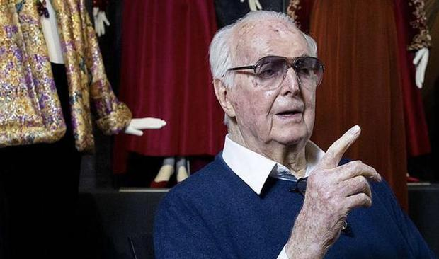 纪梵希品牌创始人去世 享年91岁