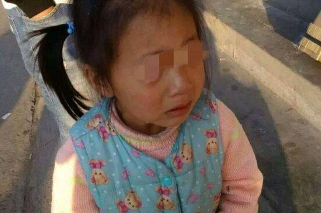 3岁女童独自溜出家门走丢 父亲刷朋友圈才知女儿不见