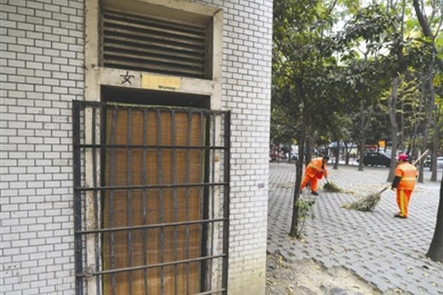 成都世纪朝阳外厕所被锁11年 社区:将尽快动工整治