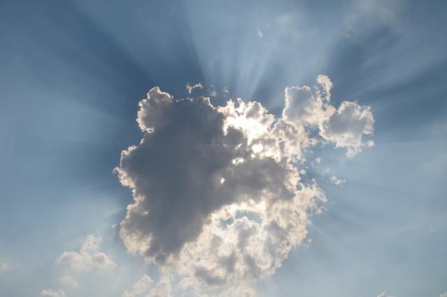 就在今天 太阳有望回归成都