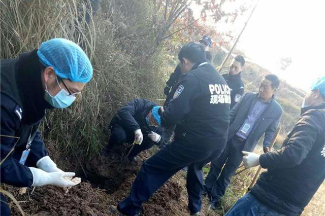 巴中女子失踪一个月后遇害 尸体被装进行李箱