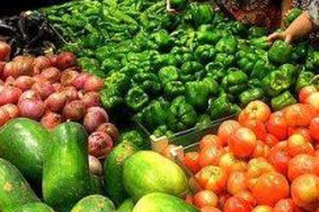 2017年四川CPI同比上涨1.4% 食品价格15年来首跌