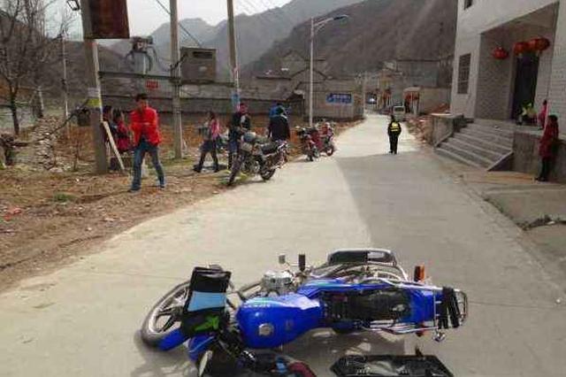小女孩被摩托车撞伤不治身亡 10年后肇事逃逸者落网
